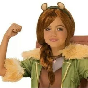 NWT Marvel Squirrel Girl Child's Wig